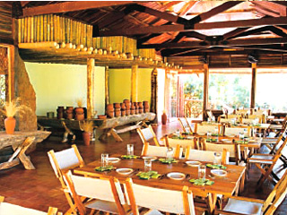 Wildernest Nature Resort Goa Restaurant
