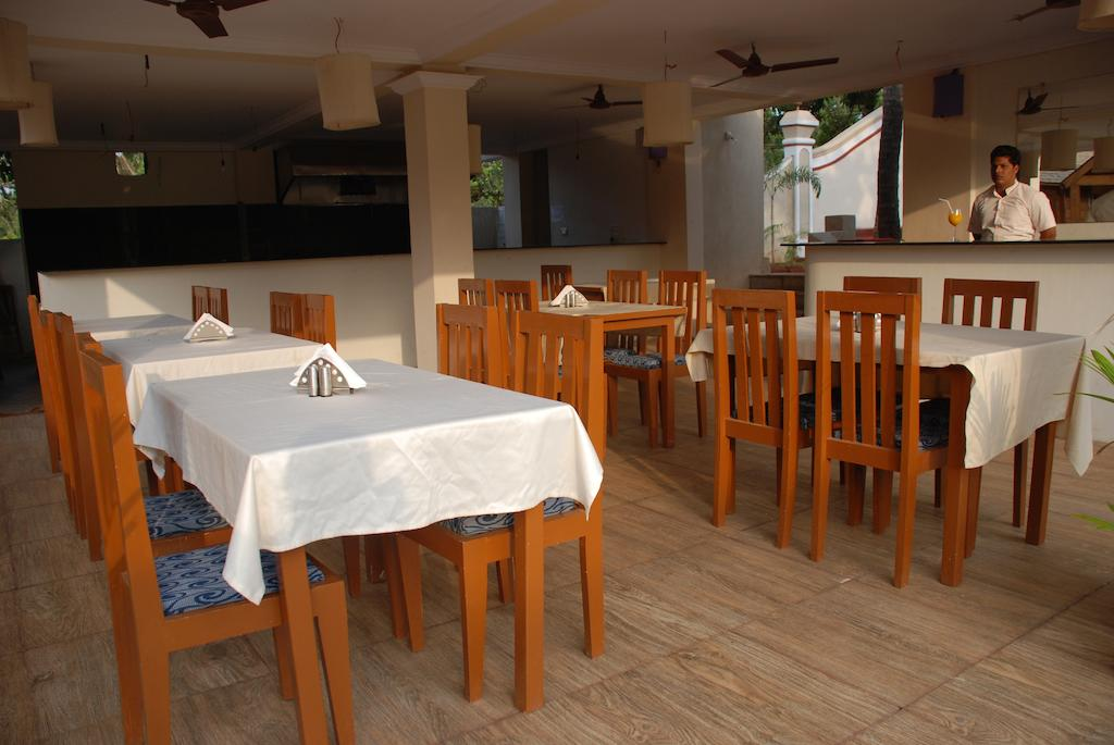 Hidden Paradise By Rahi Resort Goa Restaurant