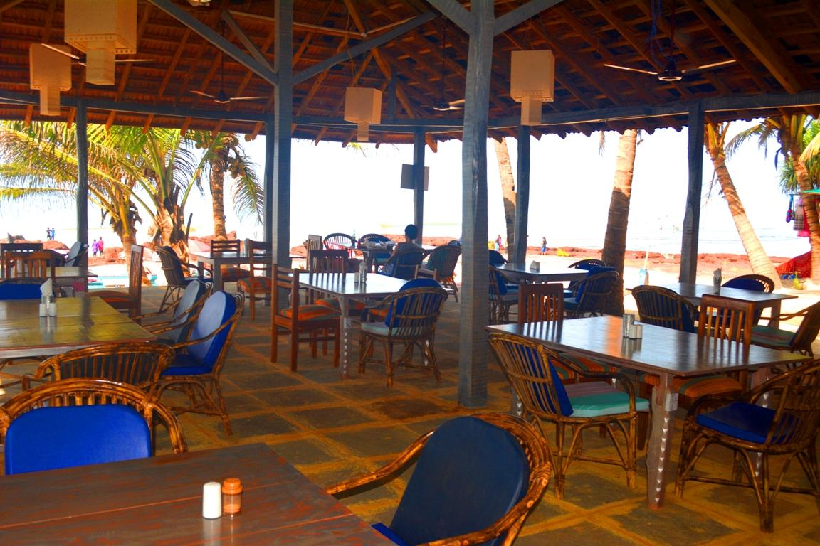 Sea View Beach Resort Goa Restaurant