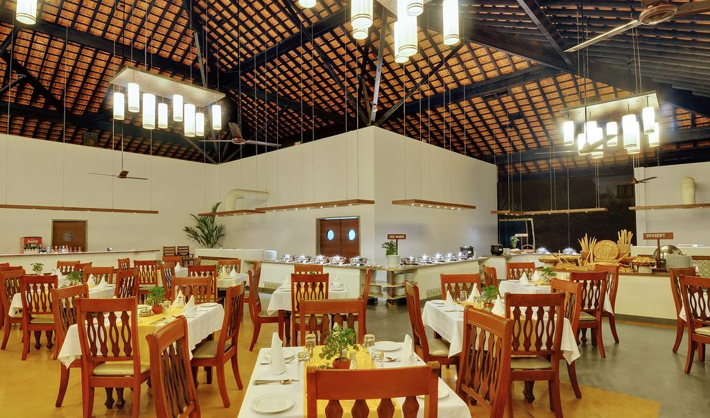 Dona Sylvia Beach Resort Goa Restaurant