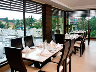 Radisson Blu Resort Goa Restaurant