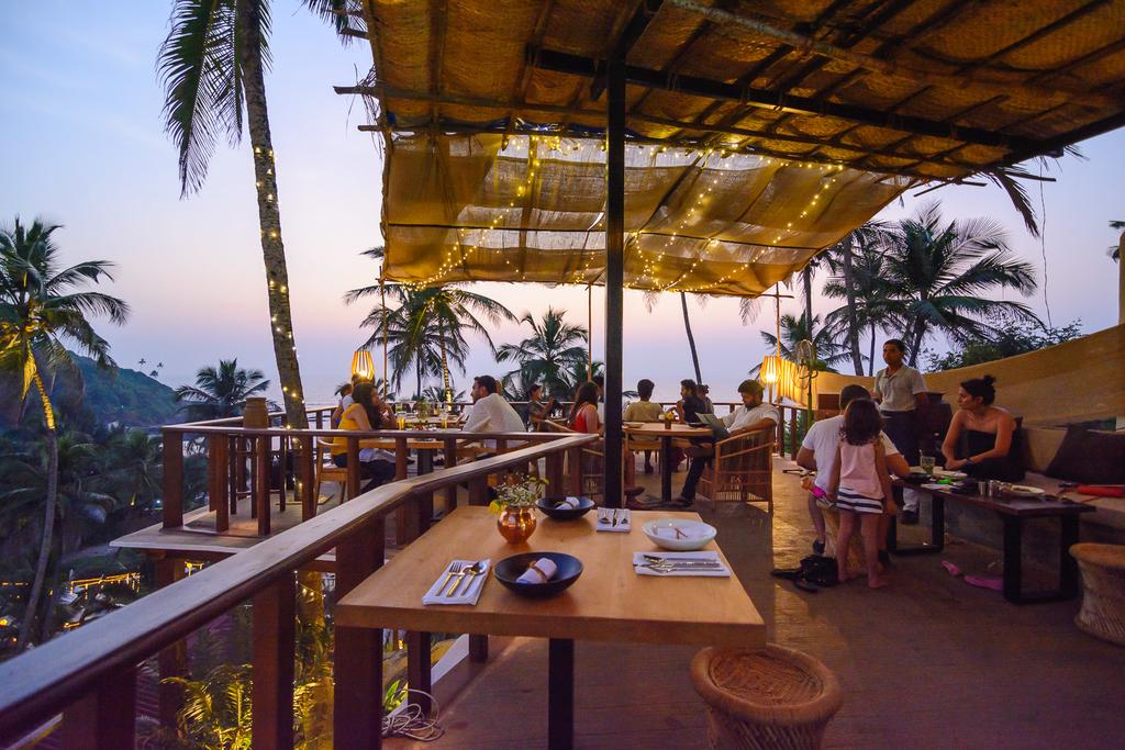 Antares Beach Resort Goa Restaurant