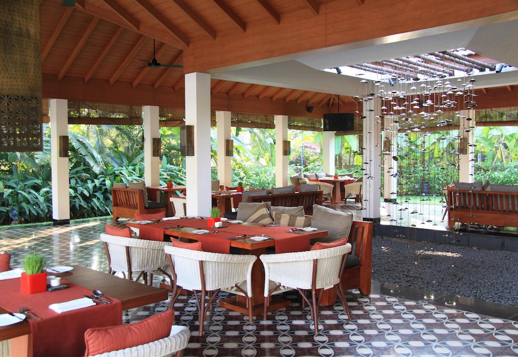 The Diwa Club Resort Goa Restaurant